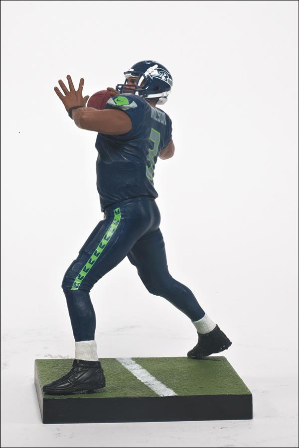 McFarlane Toys NFL Series 33 Russell Wilson Figure