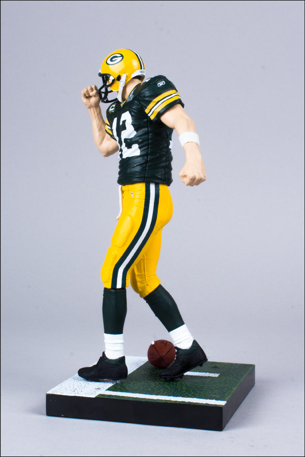 Rublix Toys Green Bay : Aaron rodgers exclusive