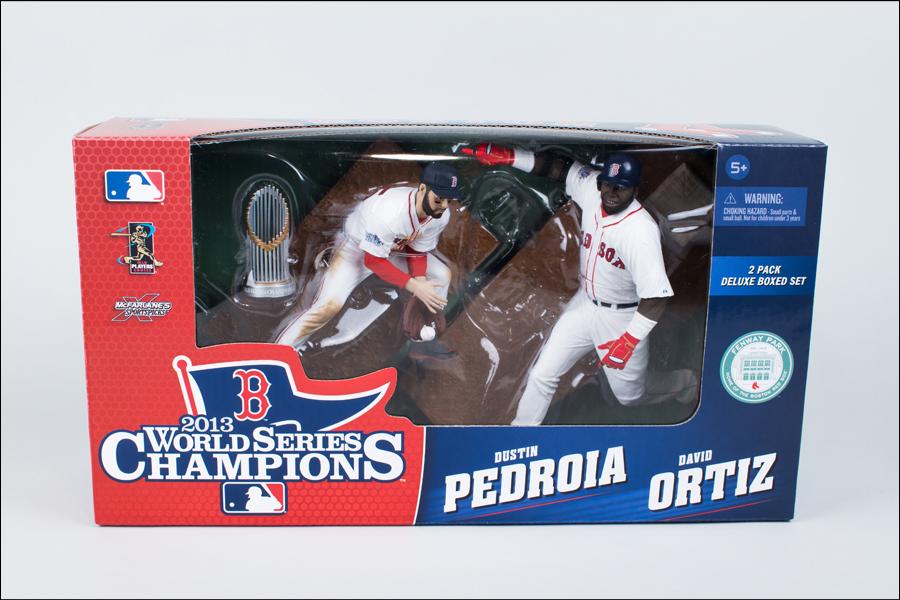 BOSTON RED SOX 2013 WORLD SERIES CHAMPIONS BOXED SET