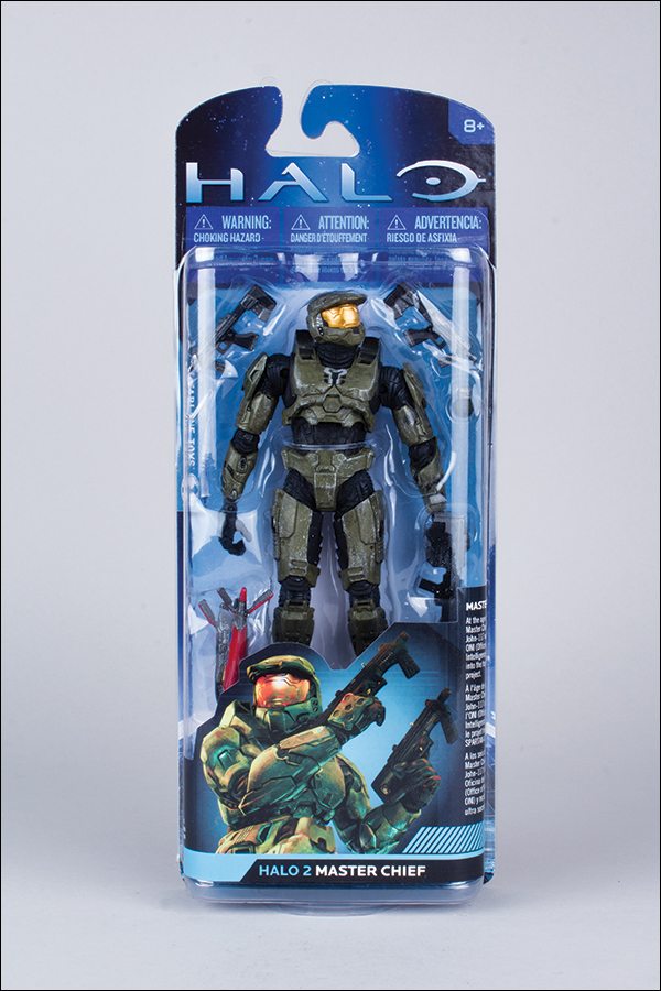 Halo 2 Master Chief
