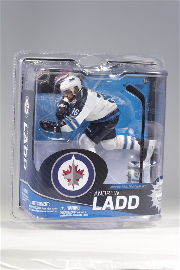 Nhl Series 31 Ryan Nugent Hopkins Action Figure: ANDREW LADD