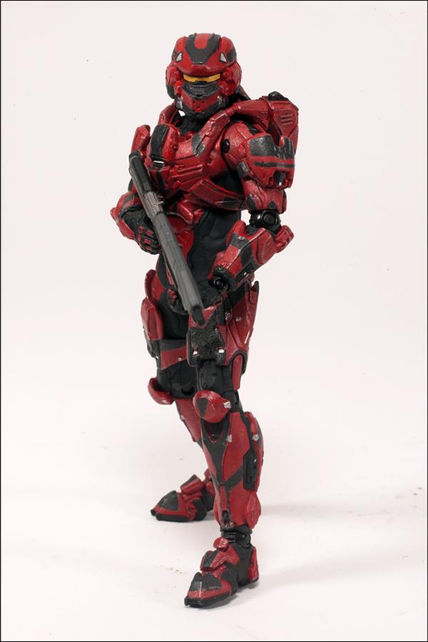 Mjolnir Powered Assault ArmorWarrior  Halo Alpha
