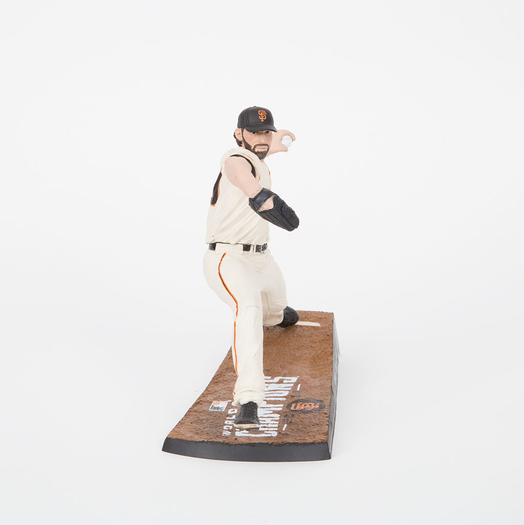 McFarlane MLB Madison Bumgarner San Francisco Giants World Series