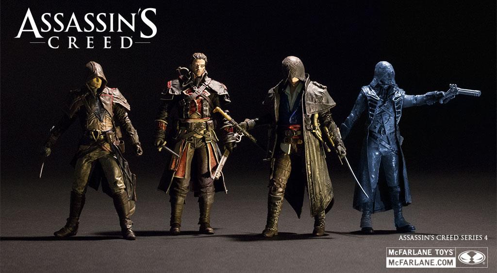 Arno Dorian Mcfarlane Master Assassin Outfit