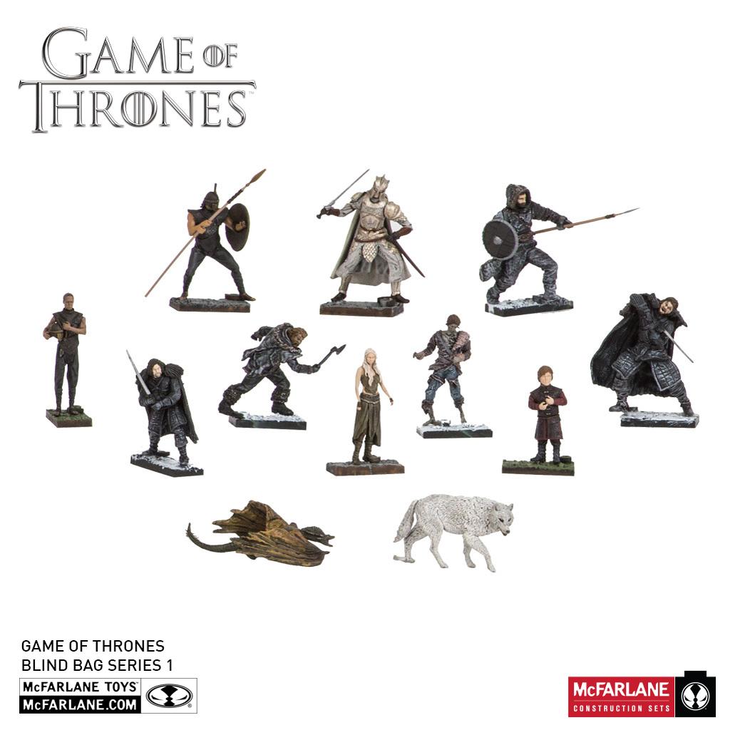 Game Of Thrones Blind Bag Series 1