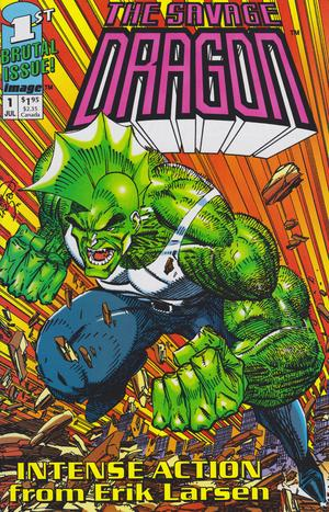 Erik's 1st Dragon cover