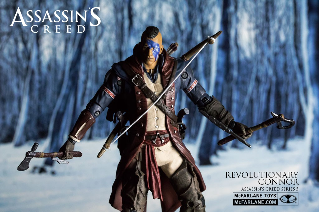 Assassin's Creed Series 5 In Stores Now!
