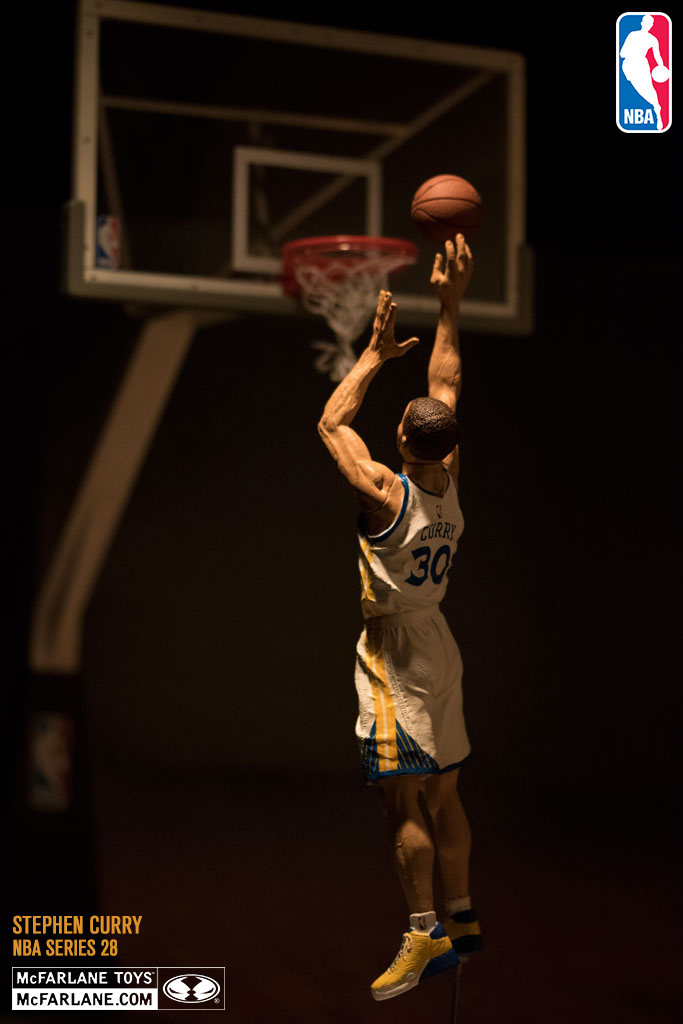Stephen Curry – Back for a Limited Time!