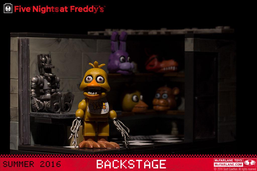 Backstage Construction Set