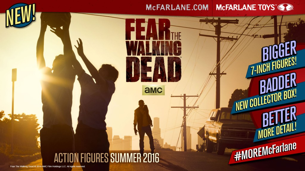 NYTF 2016 video cards FEARTWD