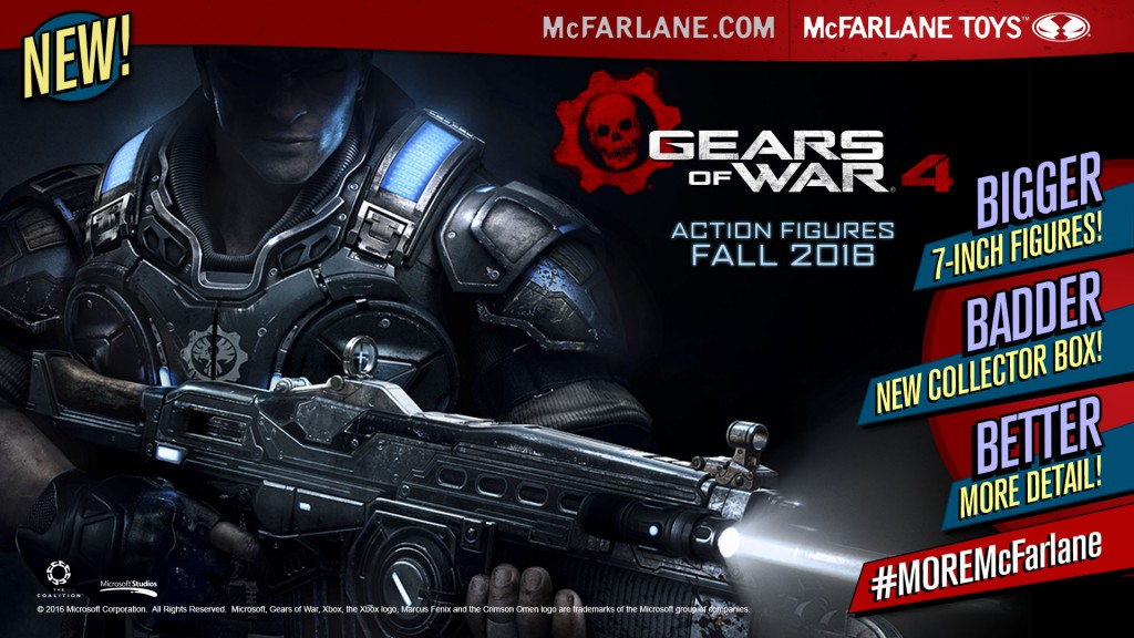 NYTF 2016 video cards GOW