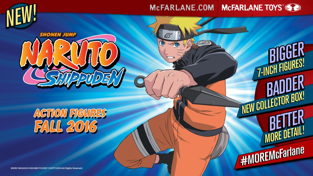 NYTF 2016 video cards NARUTO