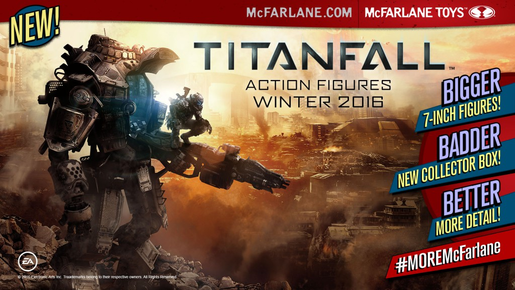 NYTF 2016 video cards TITANFALL