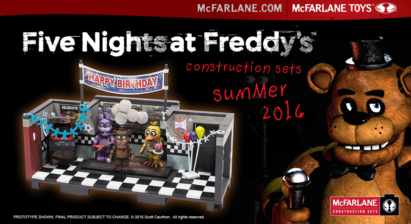 Five nights at freddy s mcfarlane com the home all things todd