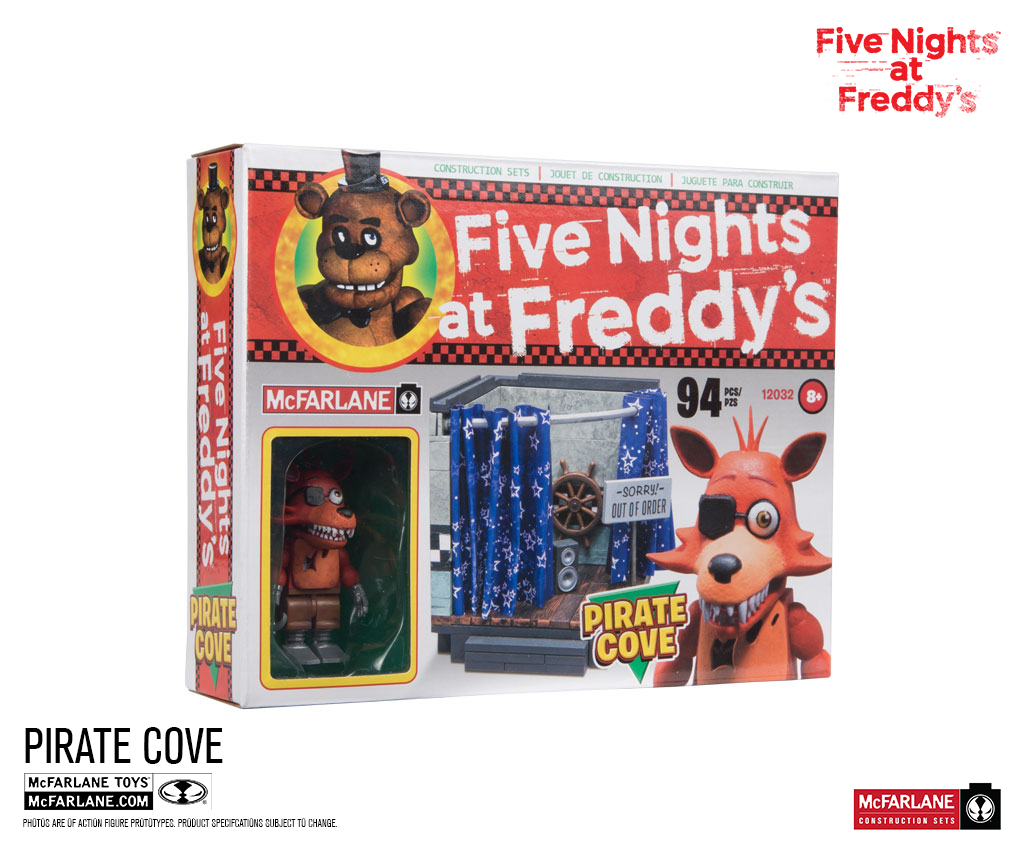 Pirate Cove Construction Set – Exclusive