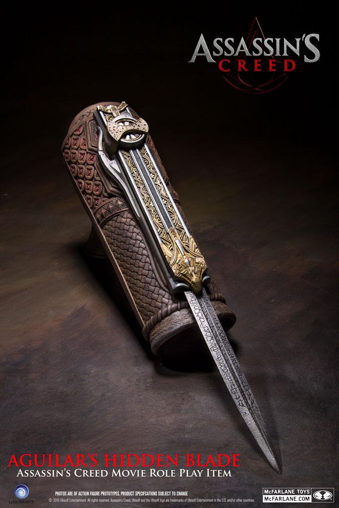 Aguilar S Hidden Blade