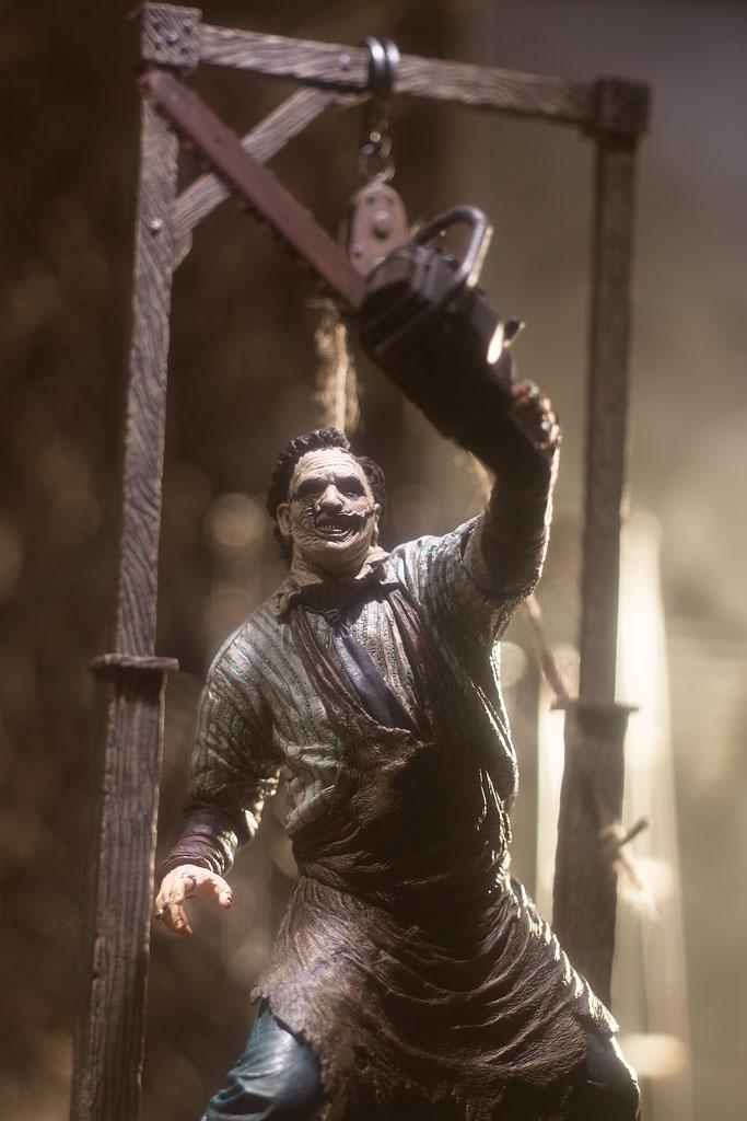 Chainsaw Massacre Face Paint