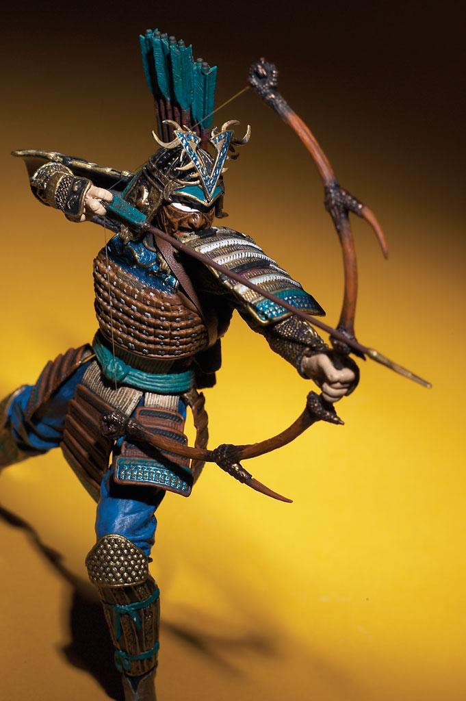 samurai warriors two