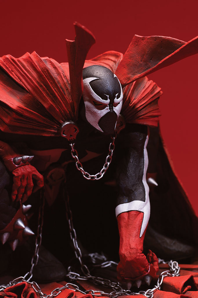 spawn  issue 8 cover art