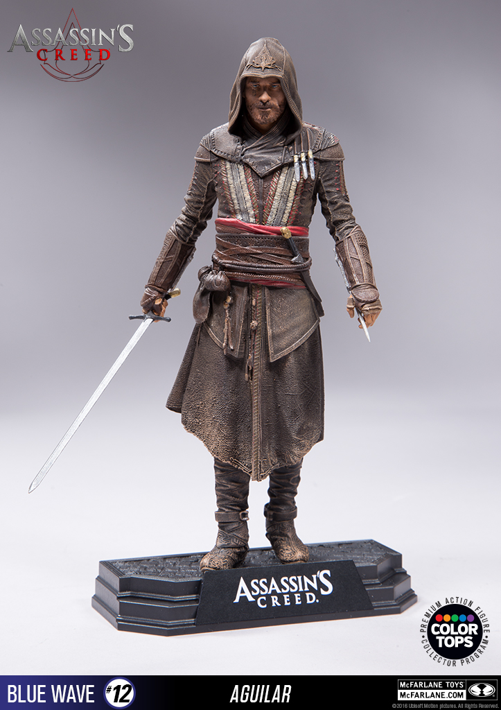 ASSASSIN S CREED Figurine AGUILAR MCFARLANE
