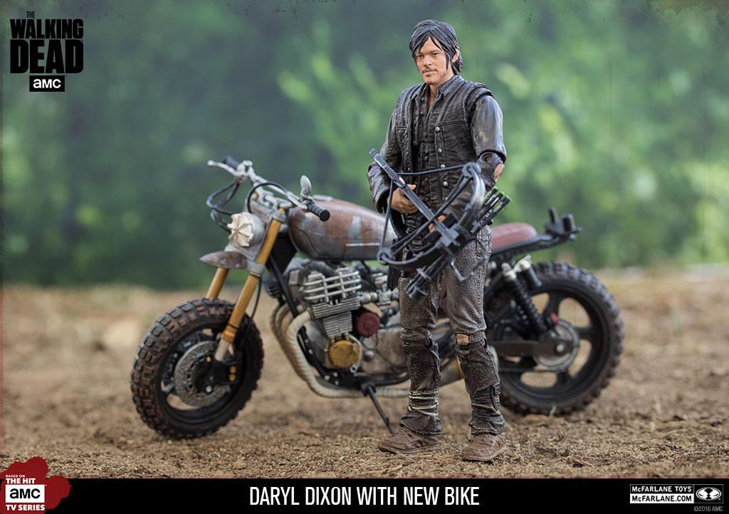 Daryl With Custom Bike Deluxe Box
