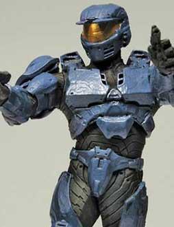 Halo 3: ODST Trophy Helmet