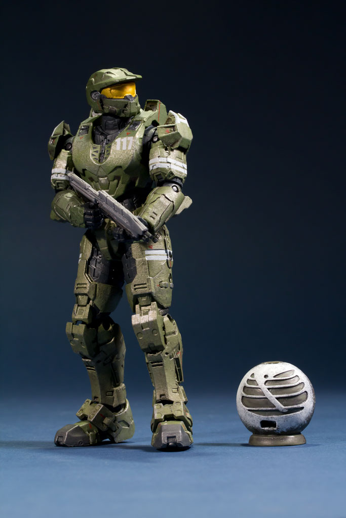 Master Chief The Package