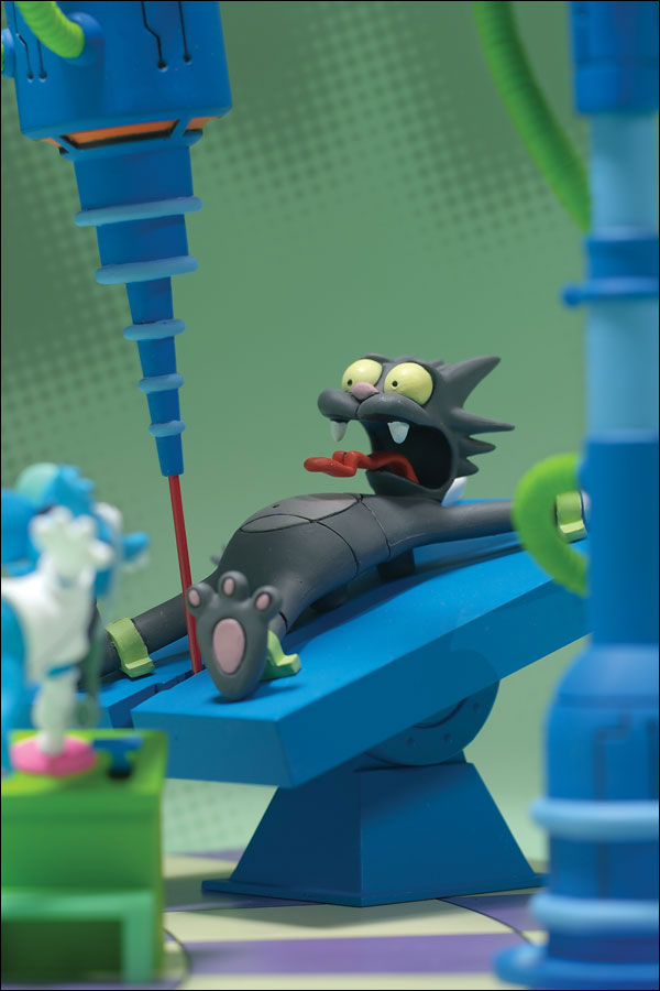 """Itchy & Scratchy: """"Spay Anything"""" Boxed Set"""