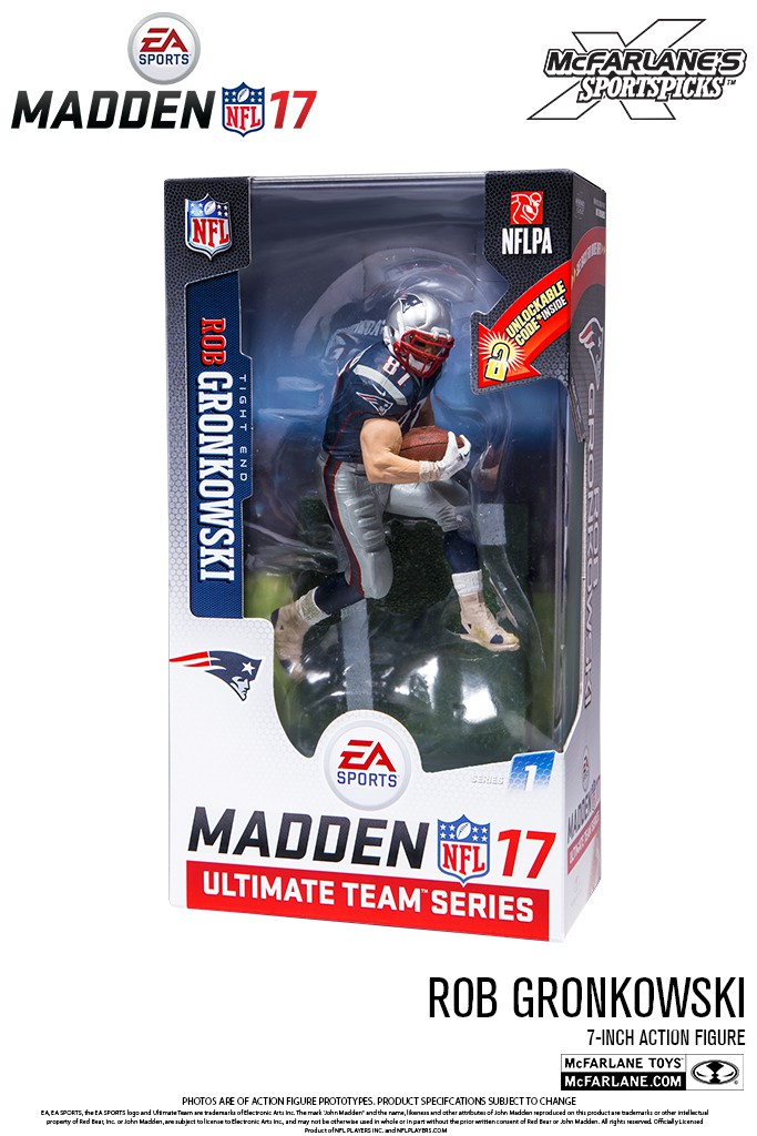 17 Best Ideas About Katherine Lanasa 2017 On Pinterest: New Madden Ultimate Team Action Figure Series Announcement