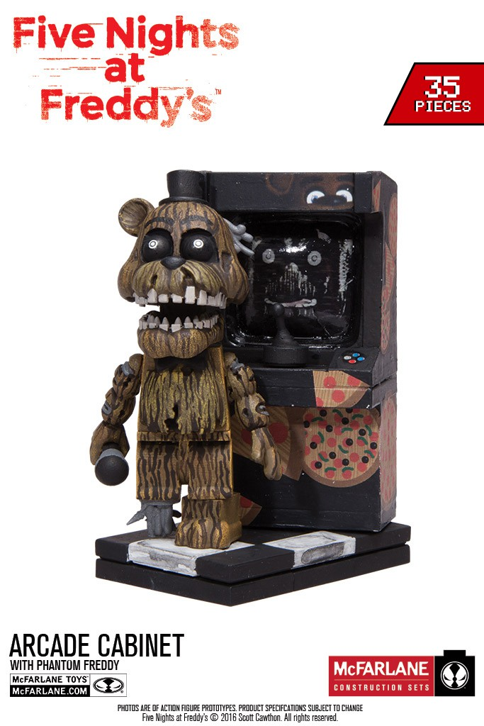 More Five Nights At Freddy S Construction Sets Coming Soon
