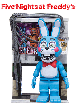 The Closet With Nightmare Mangle