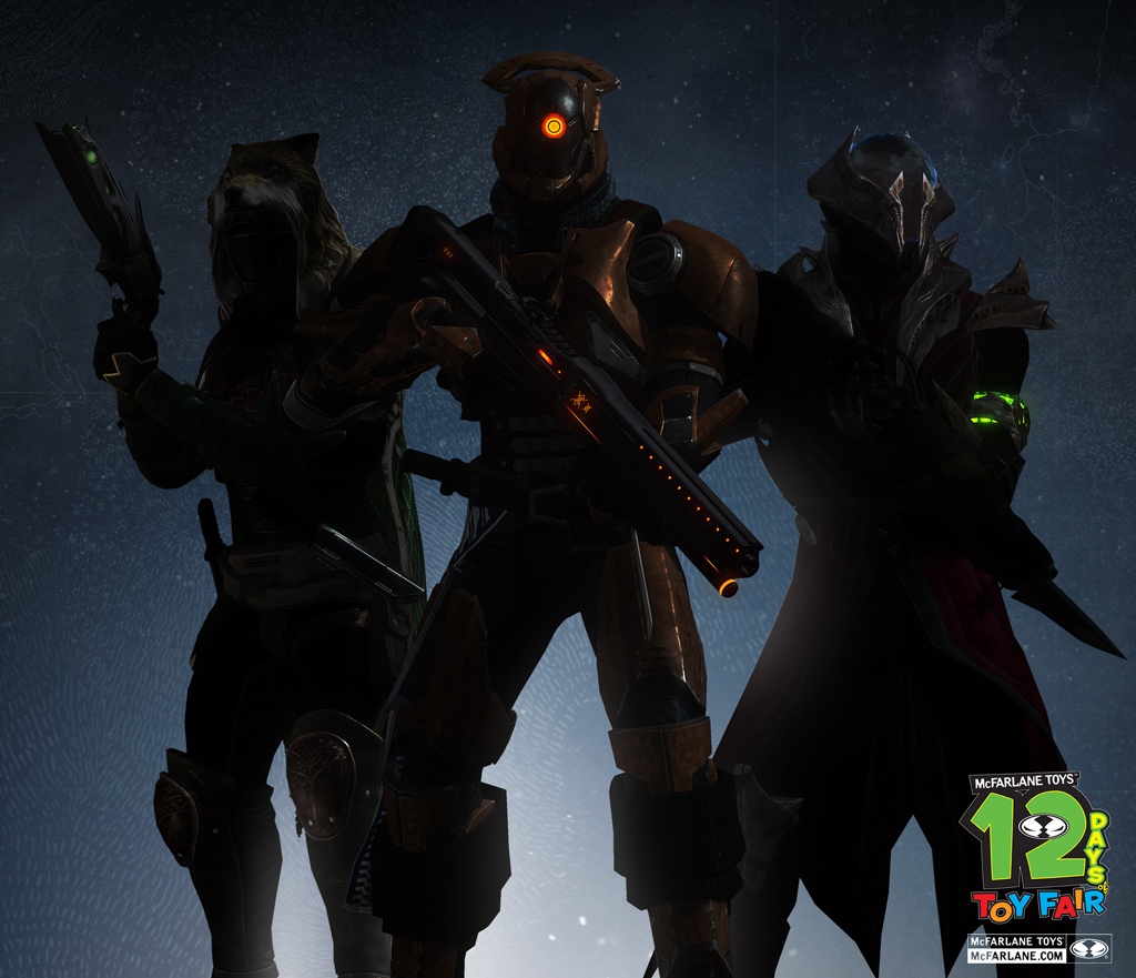 A Hunter with Thorn, VoG Titan with Invective and a KF Warlock with the Touch of Malice