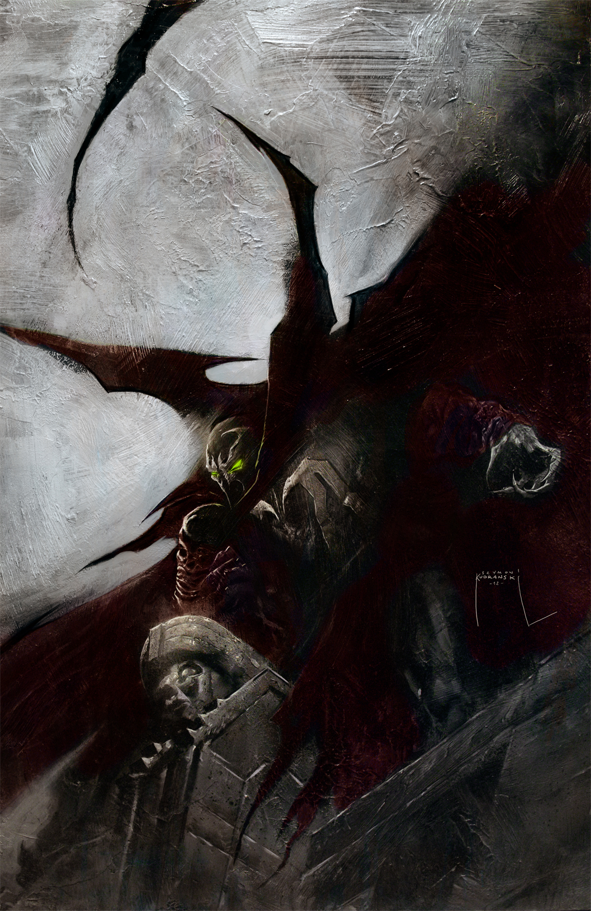 Spawn France Cover