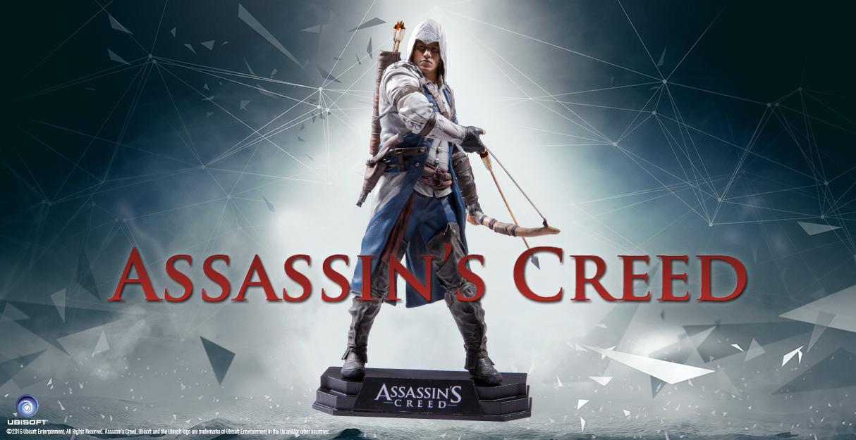 Assassin S Creed Mcfarlane Com The Home All Things Todd Mcfarlane