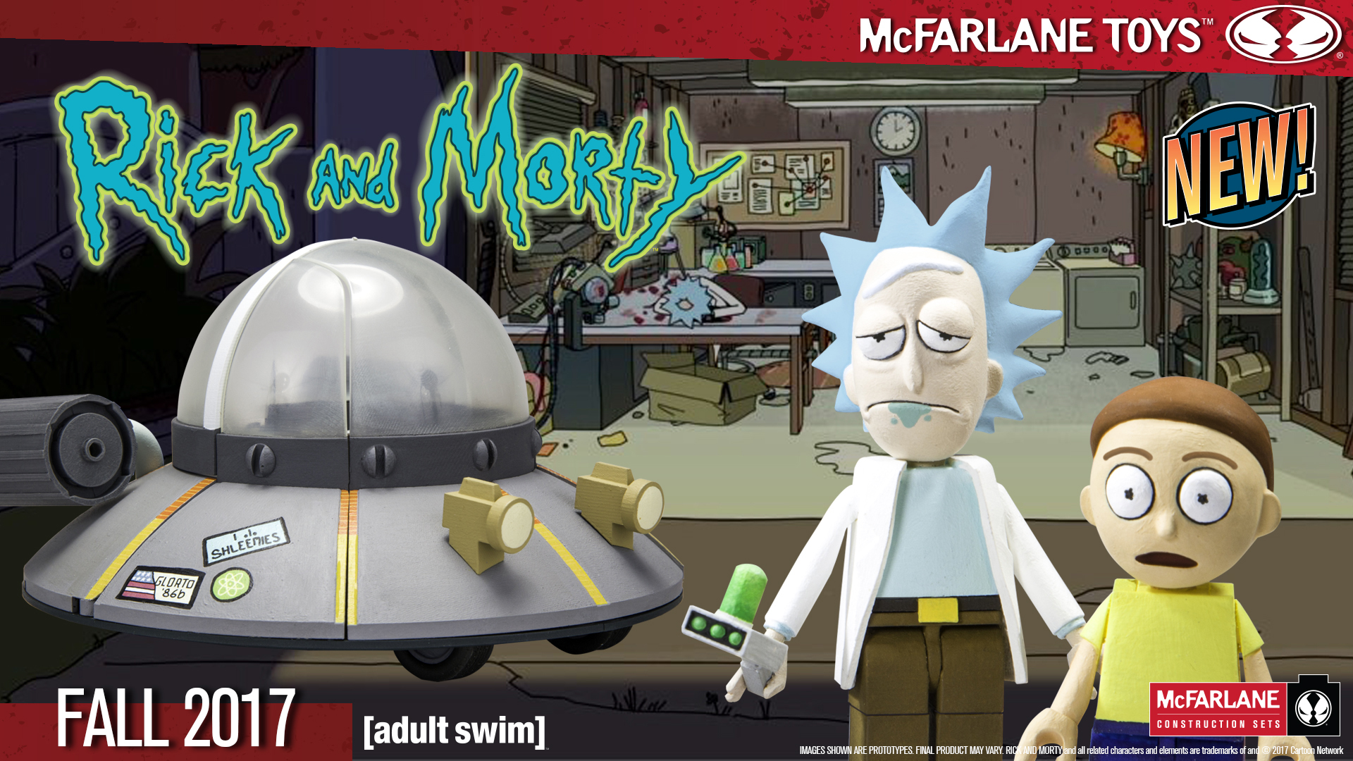McFarlaneToys RICKMORTY