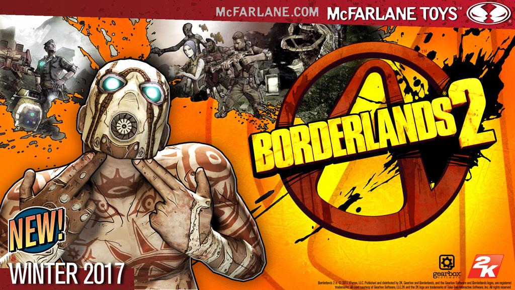 McFarlaneToysBORDERLANDS