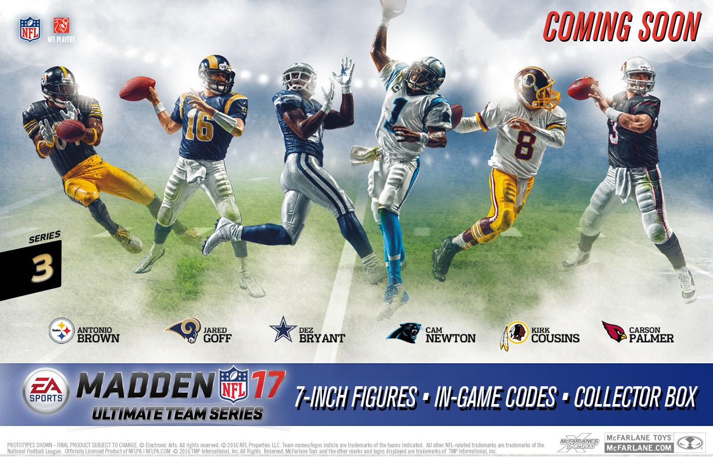 NFL MUT3 slider COMING SOON