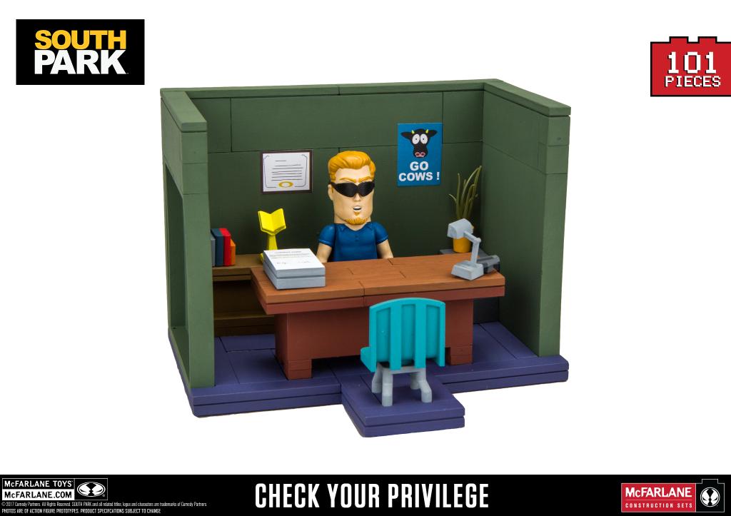 Check Your Privilege Slugged