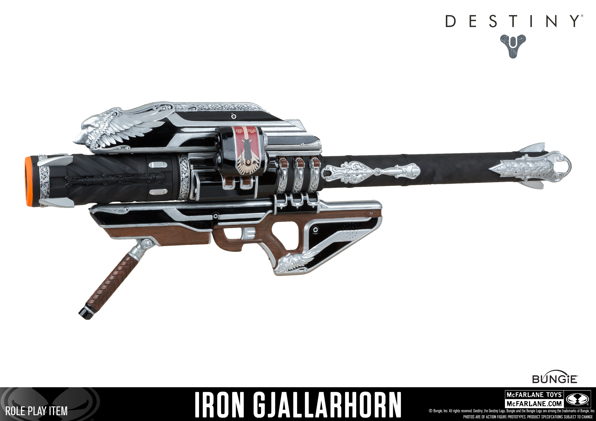 Iron Gjallarhorn Slugged