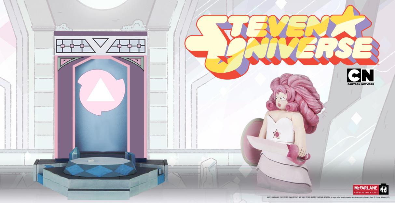 Steven Universe Mcfarlane Com The Home All Things Todd Mcfarlane