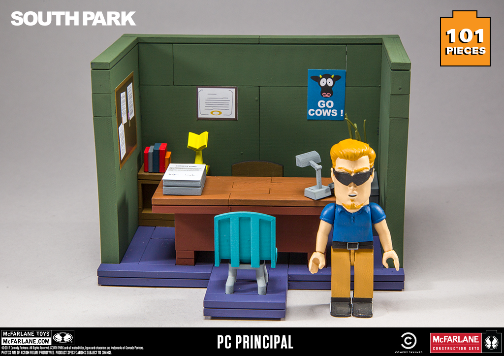 South Park Construction Sets… In Stores Now