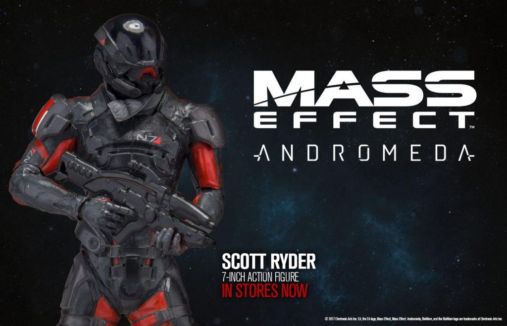 Mass Effect SCOTT INSTORES