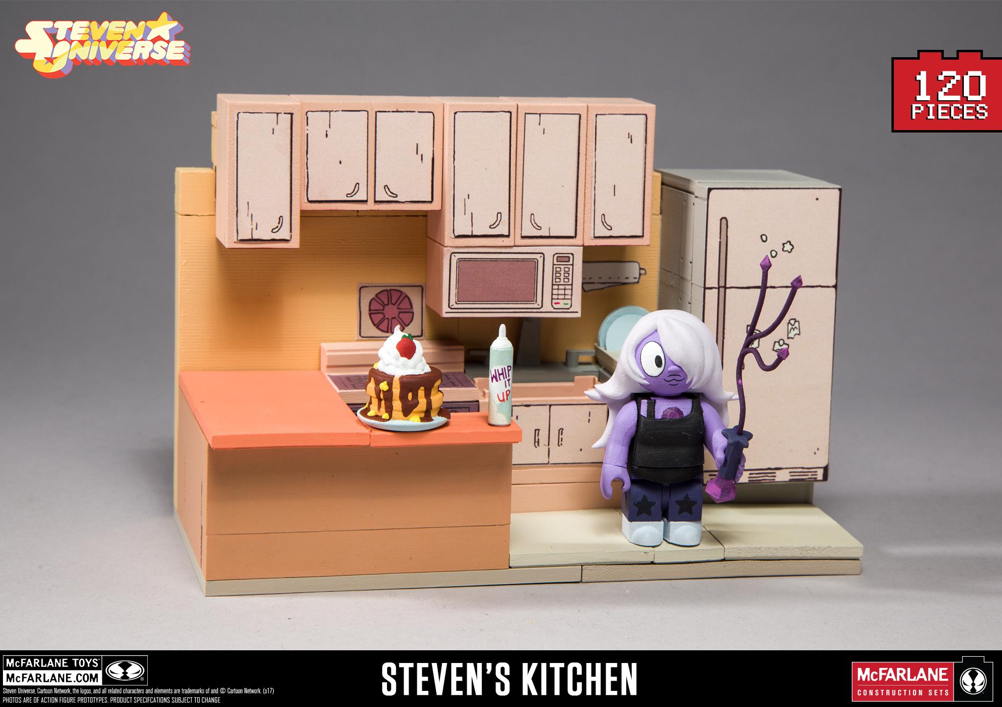 Stevens kitchen