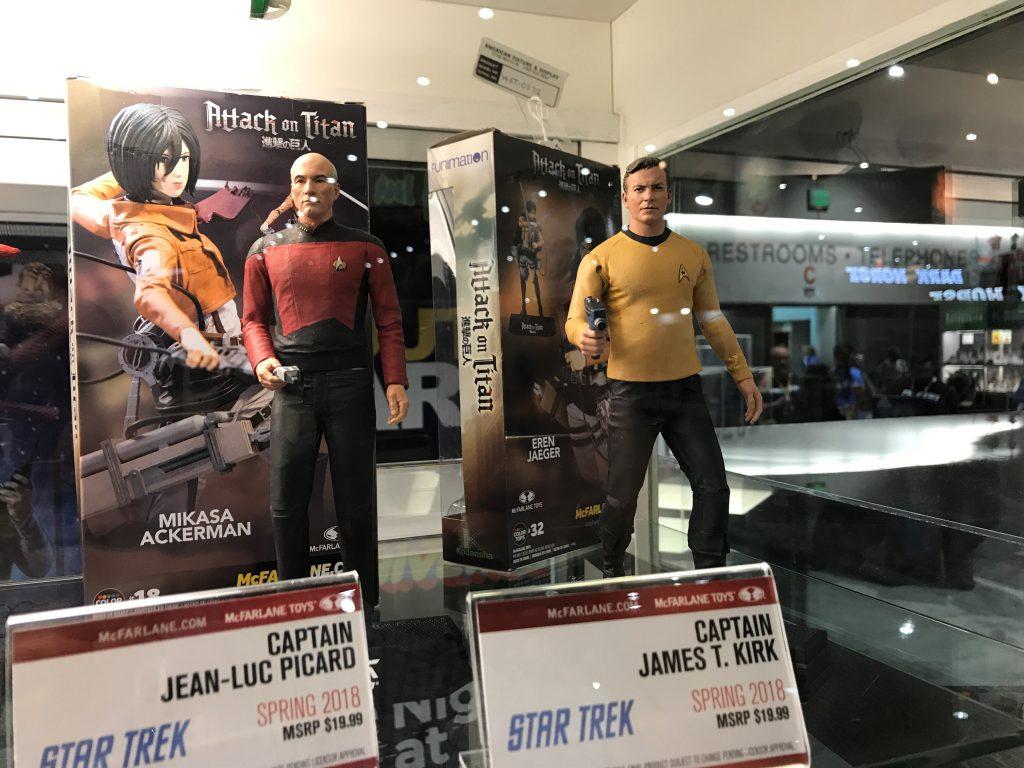 Star Trek SDCC