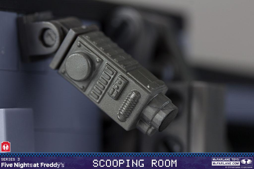 Scooping Room