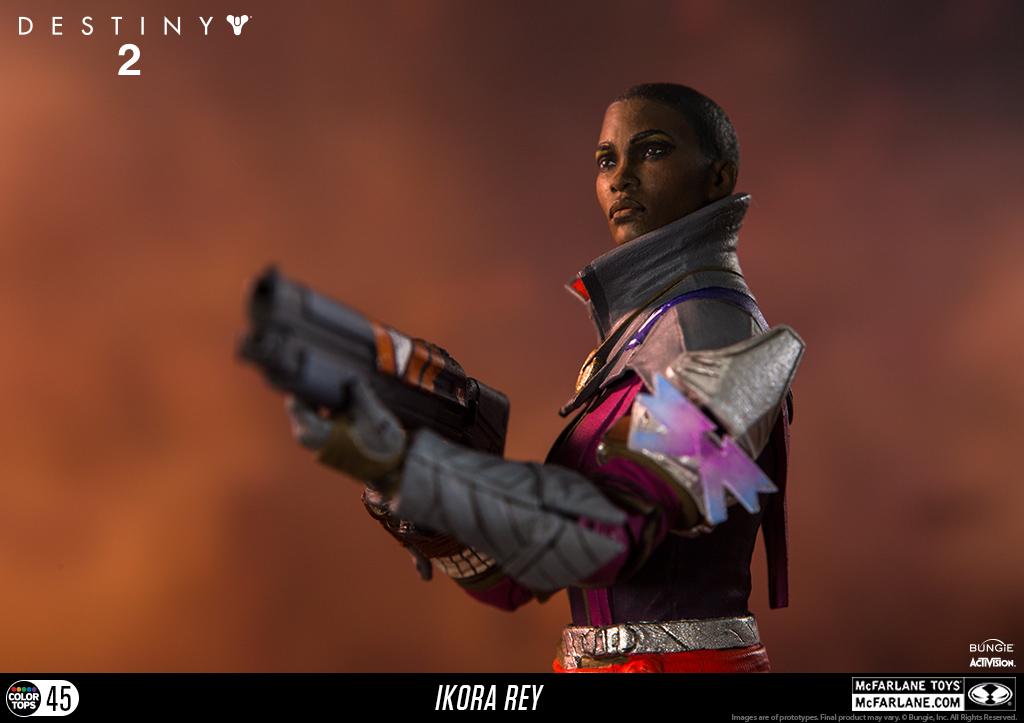 Destiny 2 Ikora Rey 7-Inch Action Figure by McFarlane