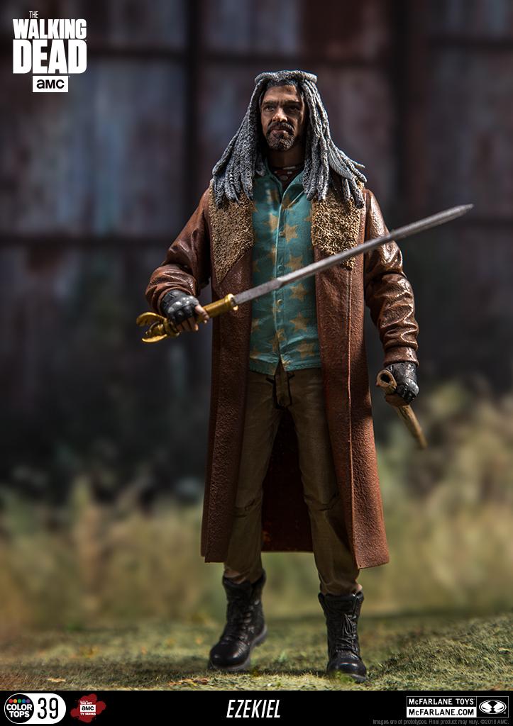 Image result for The Walking Dead Ezekiel 7-Inch Action Figure