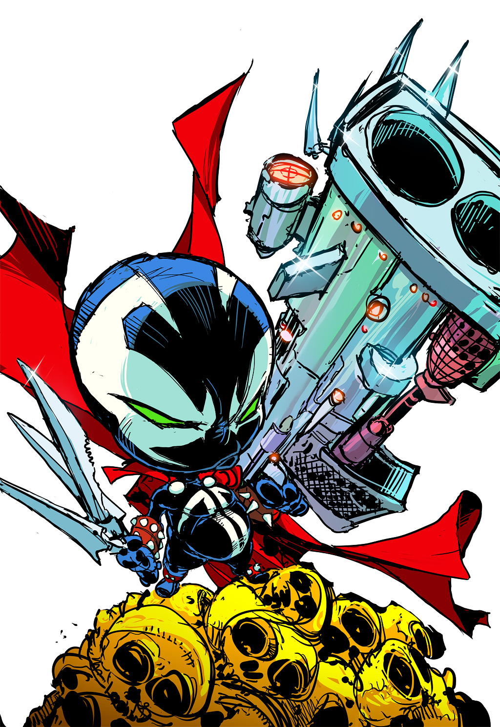 BABY SPAWN COVER COLORlo