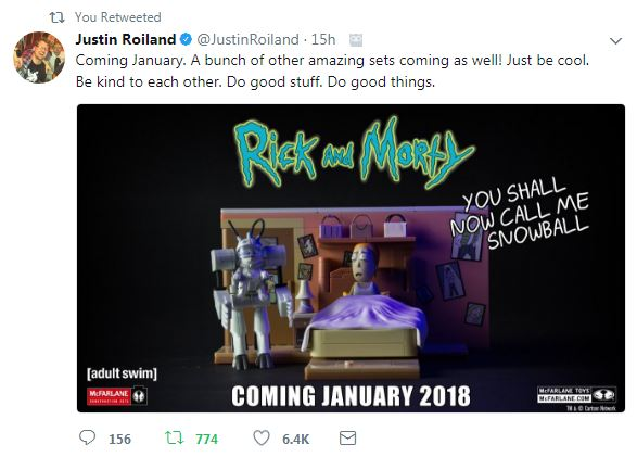 rick and morty yscms twitter