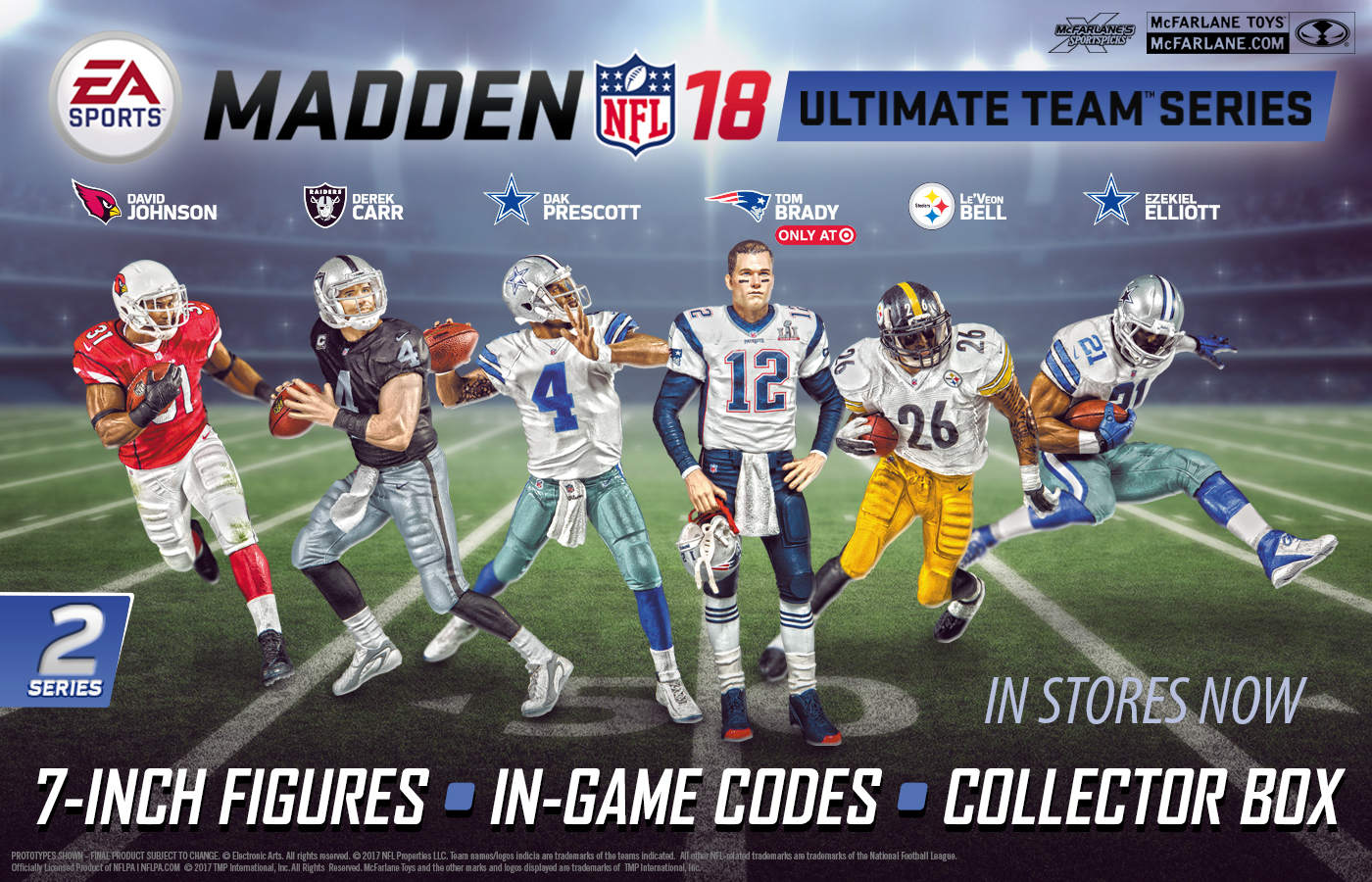 MaddenNFL 18 Ultimate Team Series 2..In Stores Now! 3214ad58e